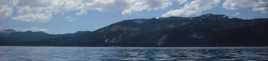 Photo of Homewood from Lake Tahoe