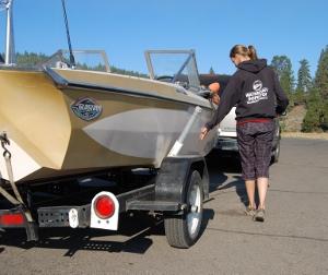 Truckee Watercraft Inspector