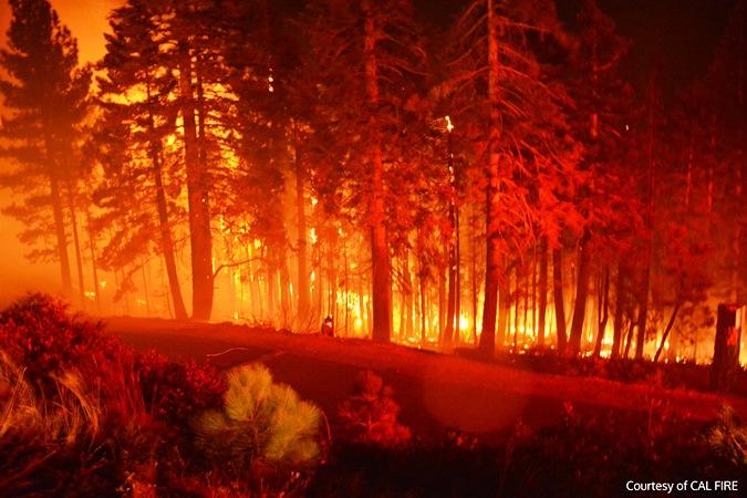 2017 Emerald Fire
