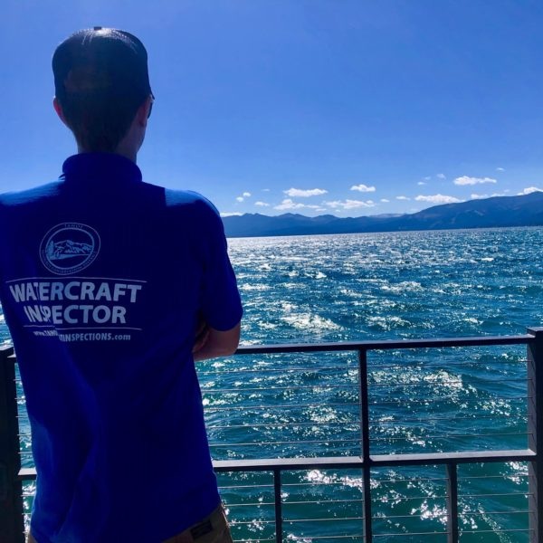 Tahoe AIS Prevention - Tahoe Boat Inspections image