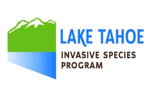 "EIP logo. Reads ""Lake Tahoe Invasive Species Program"""