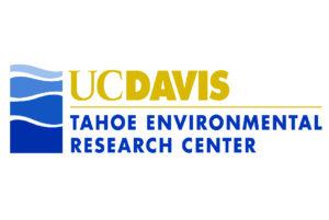 "TERC logo. Reads ""UC Davis Tahoe Environmental Research Center"""