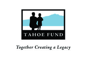 """Tahoe Fund logo. Reads """"Tahoe Fund. Together Creating a Legacy""""."""